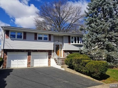 Fair Lawn Single Family Home Under Contract: 1-22 Grunauer Place