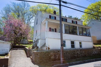 Morris County Single Family Home Under Contract: 176 West Chrystal Street