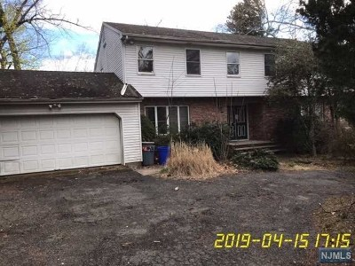 Closter Single Family Home Under Contract: 60 Bowers Lane