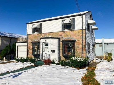 Paterson Single Family Home Under Contract: 677-679 11th Avenue