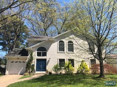 Tenafly Single Family Home Under Contract: 42 Jefferson Avenue