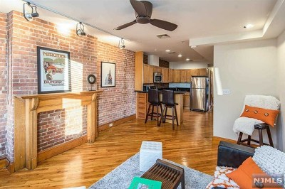 Hudson County Condo/Townhouse Under Contract: 123 Willow Avenue #7