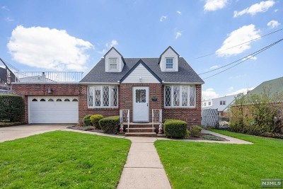 Hudson County Single Family Home Under Contract: 10 Elizabeth Court