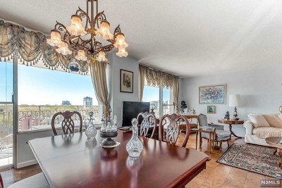 Fort Lee Condo/Townhouse Under Contract: 1530 Palisade Avenue #9p