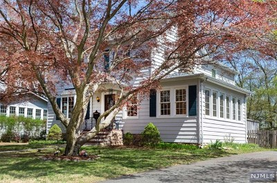Ramsey Single Family Home Under Contract: 30 Finch Street