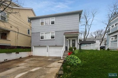 Essex County Multi Family 2-4 Under Contract: 267 Parker Avenue