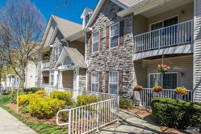 Morris County Condo/Townhouse Under Contract: 101 Barrister Drive