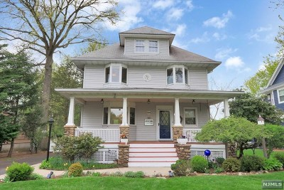 Ridgewood Single Family Home Under Contract: 354 Fairfield Avenue