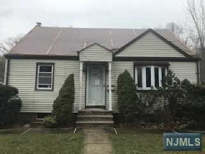 Wanaque Single Family Home Under Contract: 105 Ann Street