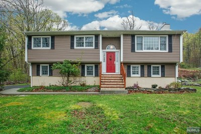 Passaic County Single Family Home Under Contract: 97 Magee Road