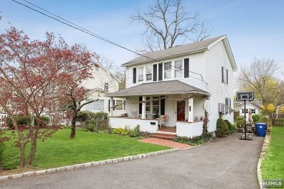 Morris Township Single Family Home Under Contract: 86 Burnham Road