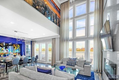 West New York NJ Condo/Townhouse Under Contract: $2,999,999