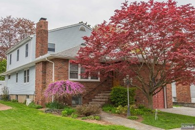 Totowa Single Family Home Under Contract: 31 Redman Place