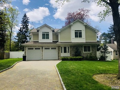 Tenafly Single Family Home Under Contract: 30 Downey Drive