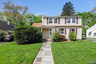 Fair Lawn NJ Single Family Home Under Contract: $355,310