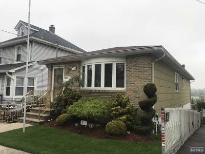 Hudson County Single Family Home Under Contract: 115 William Street