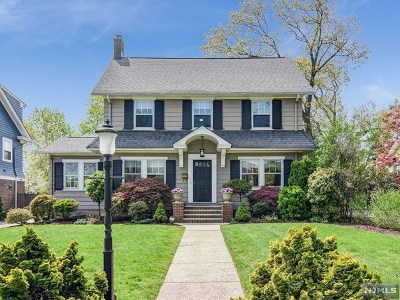 Essex County Single Family Home Under Contract: 10 Tuxedo Road