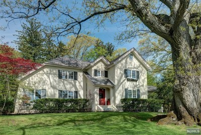 Essex County Single Family Home Under Contract: 212 North Mountain Avenue
