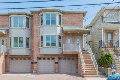 Fairview Condo/Townhouse Under Contract: 437b Jersey Avenue
