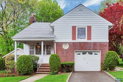 Bergen County Single Family Home Under Contract: 107 Ames Avenue