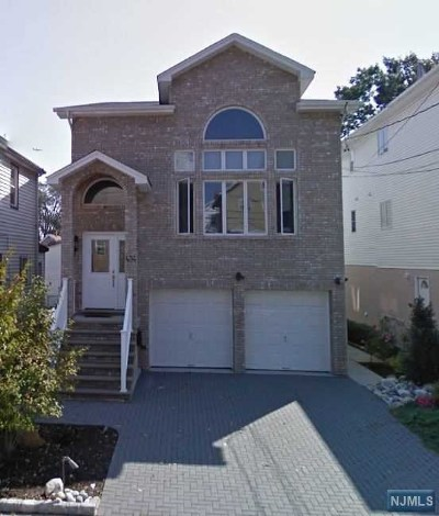Hudson County Multi Family 2-4 Under Contract: 434 Elm Street