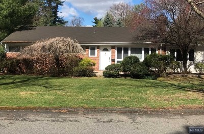 Closter Single Family Home Under Contract: 12 Henmar Drive