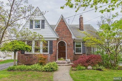 Clifton Single Family Home Under Contract: 63 Pershing Road