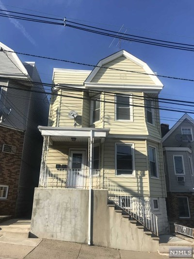 Hudson County Multi Family 2-4 Under Contract: 219 Wilson Avenue