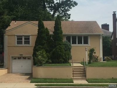Fort Lee Single Family Home Under Contract: 1264 Palisade Avenue