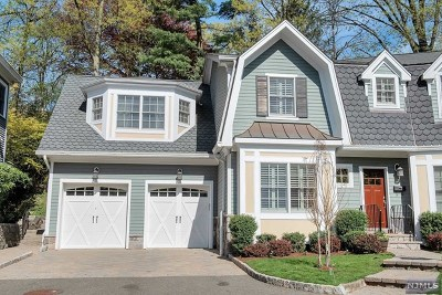 Essex County Condo/Townhouse Under Contract: 8b South Mountain Avenue #B