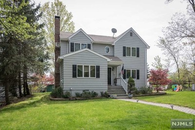 Ramsey Single Family Home Under Contract: 185 Airmount Avenue