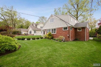 Tenafly Single Family Home Under Contract: 73 Woodmere Lane