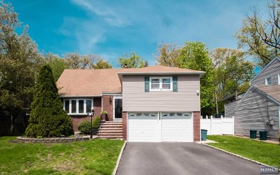 Teaneck Single Family Home Under Contract: 1176 Windsor Road