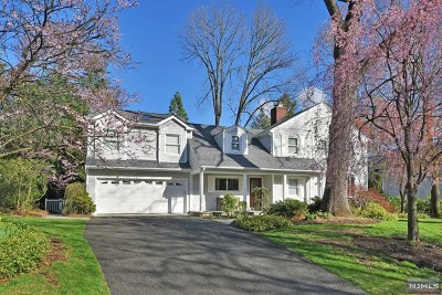Bergen County Single Family Home Under Contract: 32 Duncan Road