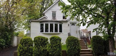 Bogota Single Family Home Under Contract: 51 East Grove Street