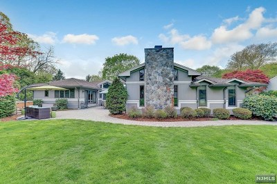 Upper Saddle River Single Family Home Under Contract: 31 Brook Road