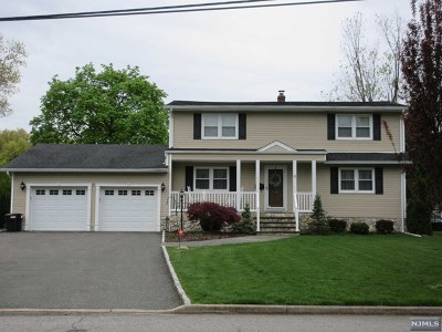 Morris County Single Family Home Under Contract: 9 Colfax Drive