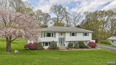 Morris County Single Family Home Under Contract: 15 Lundy Terrace