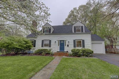 Tenafly Single Family Home Under Contract: 7 Standish Court