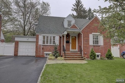 Fair Lawn Single Family Home Under Contract: 27-05 Southern Drive