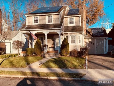 Fair Lawn Single Family Home Under Contract: 16-09 George Street