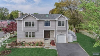 Fair Lawn Single Family Home Under Contract: 31-15 Norwood Drive