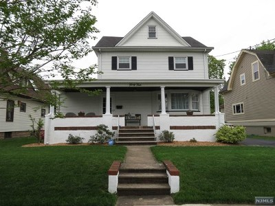 Hawthorne Single Family Home Under Contract: 44 Rea Avenue