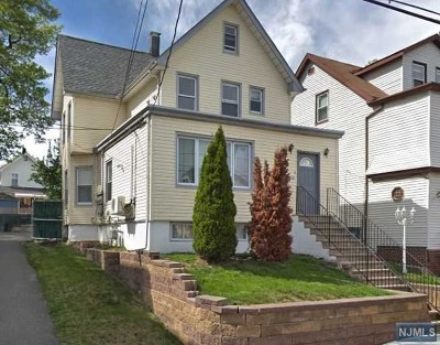 Hudson County Multi Family 2-4 Under Contract: 241 Beech Street
