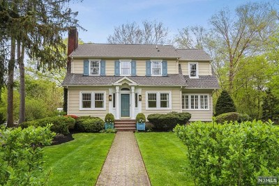 Ridgewood Single Family Home Under Contract: 80 North Irving Street