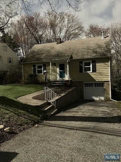 Hawthorne Single Family Home Under Contract: 91 Fairview Avenue