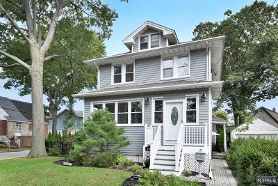 Fort Lee Single Family Home Under Contract: 1140 Anderson Avenue