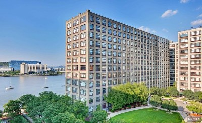 Hudson County Condo/Townhouse Under Contract: 1500 Washington Street #7s