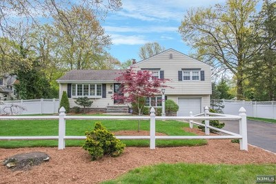 Wyckoff Single Family Home Under Contract: 90 Crescent Avenue