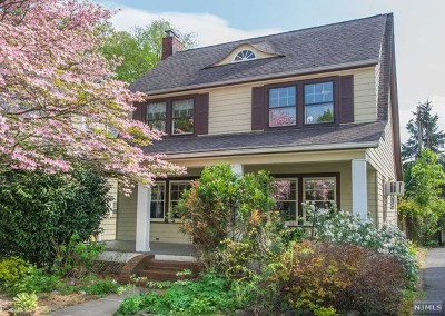 Essex County Single Family Home Under Contract: 26 Madison Street